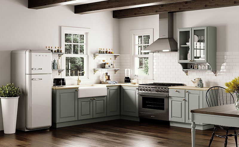 Emotionale Küchen